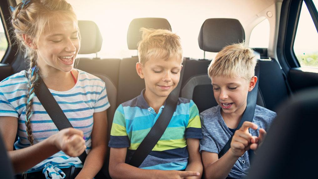 juegos entretener niños coche