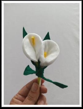 Taller ramo de flores