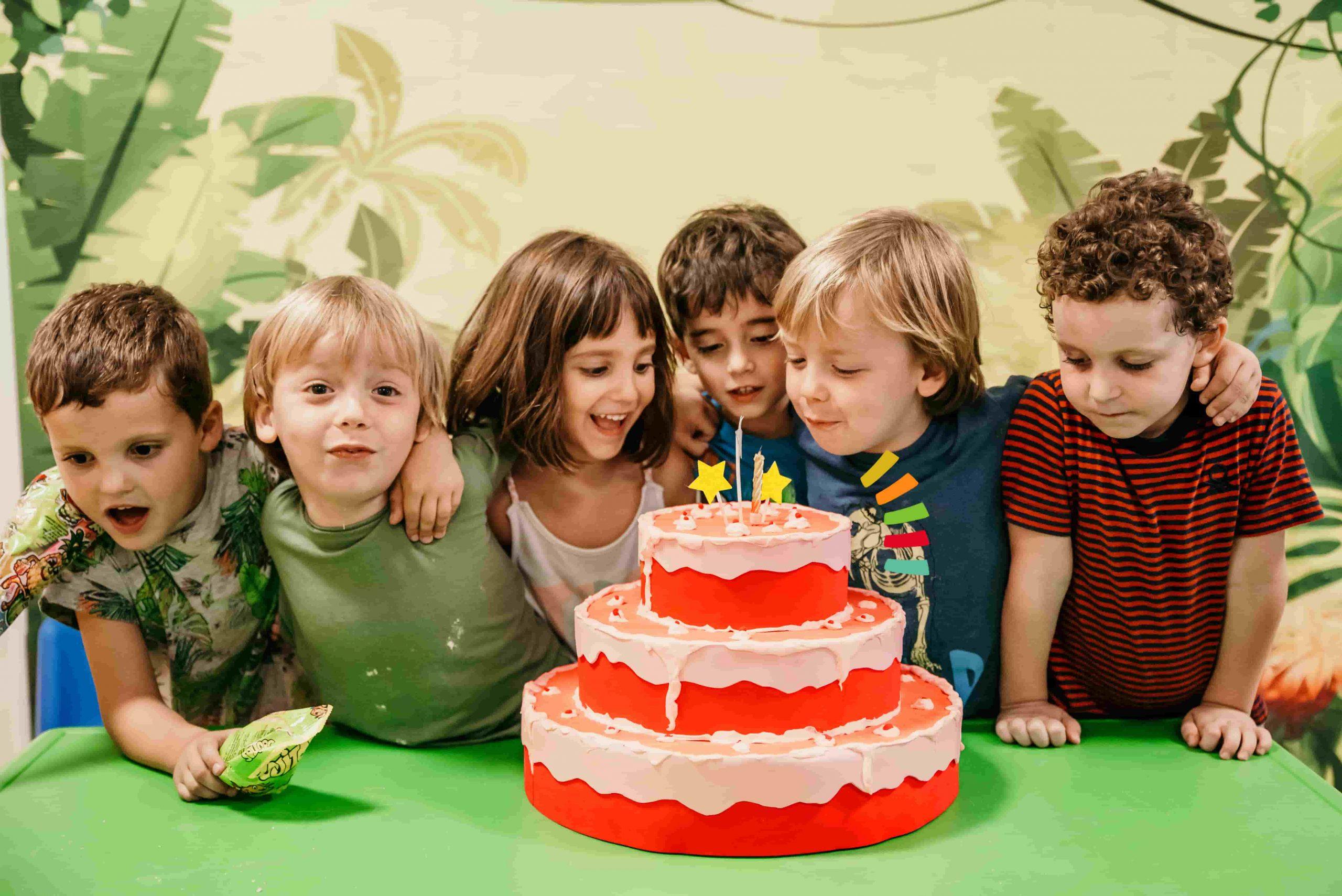 animación cumpleaños infantil